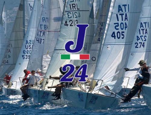 Trofeo J24 e Ciccolo