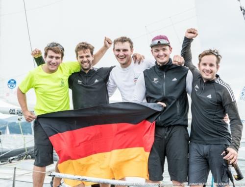 Ai tedeschi di JJ One il titolo mondiale 2016