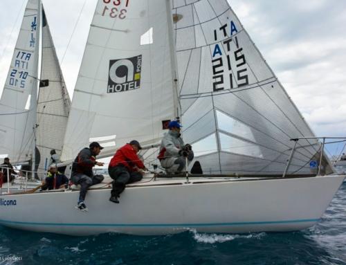 Il J24 Mollicona è Campione di Primavera a Carrara