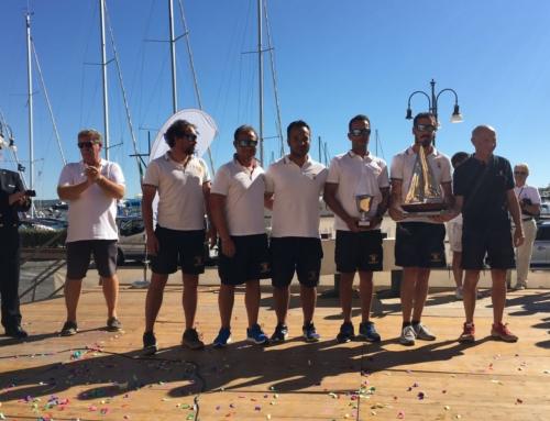 La Superba della Marina Militare vince il suo quarto titolo tricolore.