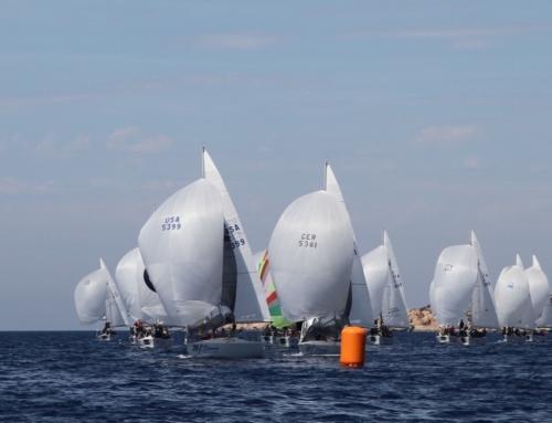 Al via la terza tappa del Circuito Zonale e il Campionato Zonale della Flotta J24 sarda.