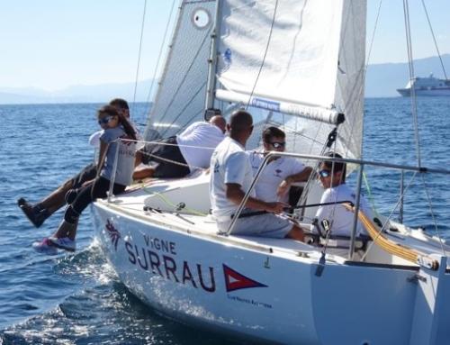 J24 in regata: penultima tappa del Campionato della Lanterna per la Flotta di Genova Portofino