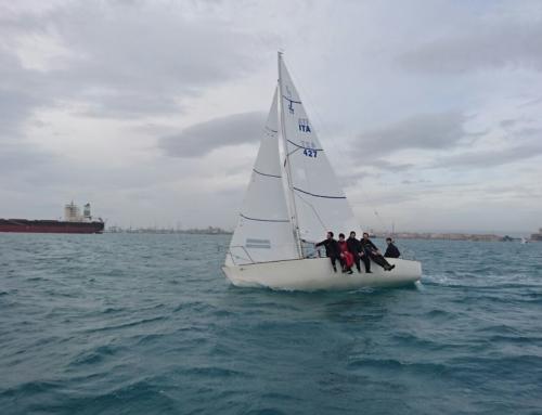 Jebedee fa tris e vince il Campionato Zonale della Flotta J24 pugliese.