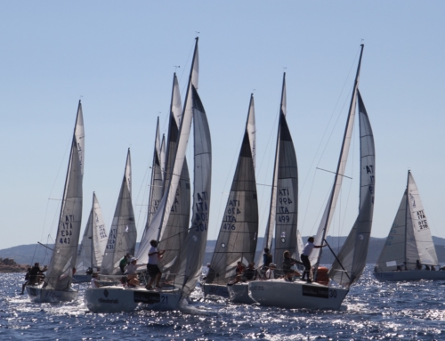 Assegnato all'Italia il J24 World Championship 2018.