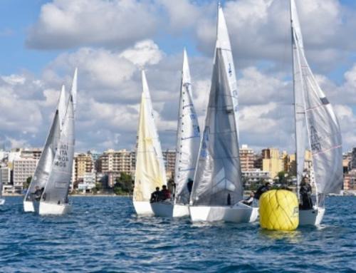 Iniziato il Campionato Invernale 2018 della Flotta J24 pugliese: