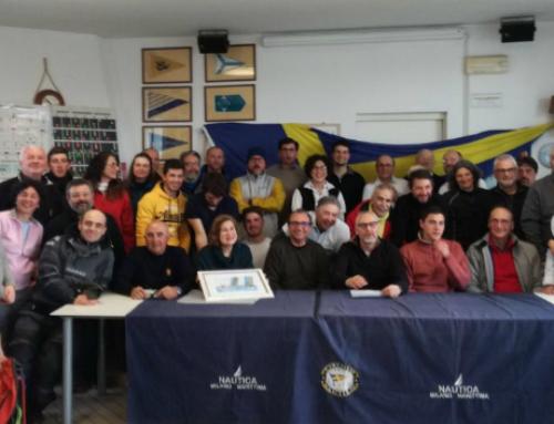 Il J24 Kismet di Francesca Focardi vince per il terzo anno consecutivo l'Invernale Memorial Pirini.