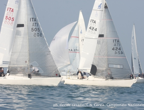 Four K con i fratelli Leportati vince la prima manche del campionato invernale a Cervia
