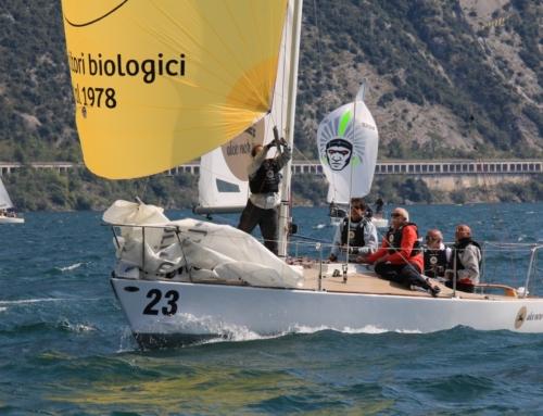 Campioanto di Primavera a Marina di Carrara:J-OC al comando