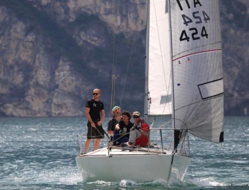 Flotte j24: invernale Cervia- Primavera Marina di Carrara