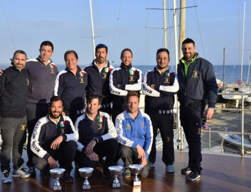 Invernale di Anzio: La Superba 1^ sul podio Trofeo Lozzi in testa Enjoy 2