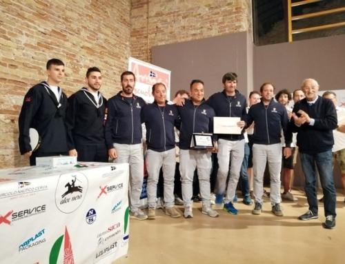 ULTIMA GIORNATA DEL CAMPIONATO ITALIANO: LA SUPERBA SI AGGIUDICA IL TITOLO